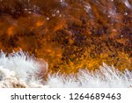 colorful stones under the...   Shutterstock . vector #1264689463