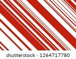 christmas candle  lollipop...   Shutterstock .eps vector #1264717780