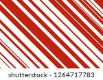 christmas candle  lollipop...   Shutterstock .eps vector #1264717783
