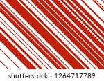 christmas candle  lollipop...   Shutterstock .eps vector #1264717789