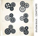 gear design | Shutterstock .eps vector #126476690