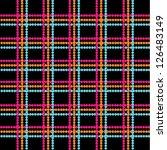 geometric pattern  for design | Shutterstock .eps vector #126483149