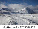 Approaching Helvellyn.winter O...