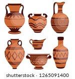 Ancient Greek Vases. Ancient...