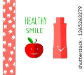vector illustration is...   Shutterstock .eps vector #1265263279