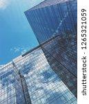 modern architecture   city ... | Shutterstock . vector #1265321059