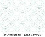 classic circles art deco...   Shutterstock .eps vector #1265359993