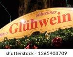 munich  gerany   december 20 ... | Shutterstock . vector #1265403709