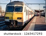 electrical train class ms 80 of ...   Shutterstock . vector #1265417293