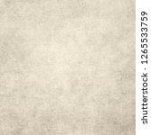vintage paper texture. brown... | Shutterstock . vector #1265533759