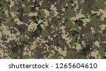Digital Pixel Camouflage. Army...