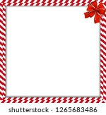 christmas  new year double... | Shutterstock . vector #1265683486