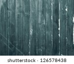 wooden fence panels | Shutterstock . vector #126578438