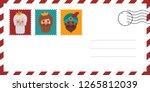 envelope of the wise men. the...   Shutterstock .eps vector #1265812039