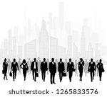 vector illustration of group of ... | Shutterstock .eps vector #1265833576