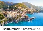 view of bogliasco. bogliasco is ...   Shutterstock . vector #1265962870