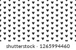 hand drawn background with... | Shutterstock . vector #1265994460
