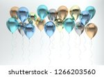 3d render illustration of... | Shutterstock . vector #1266203560
