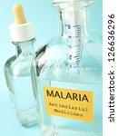 malaria analysis | Shutterstock . vector #126636296