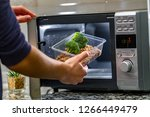 Using The Microwave Oven To...