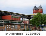 factory building | Shutterstock . vector #12664501
