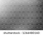 light silver  gray vector... | Shutterstock .eps vector #1266480160
