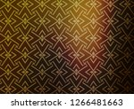 light green  yellow vector... | Shutterstock .eps vector #1266481663
