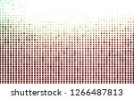 light green  red vector pattern ... | Shutterstock .eps vector #1266487813