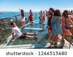 china  hainan island   december ...   Shutterstock . vector #1266515680