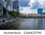 singapore   december 21  2018 ... | Shutterstock . vector #1266623740