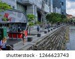 singapore   december 21  2018 ... | Shutterstock . vector #1266623743