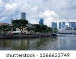 singapore   december 21  2018 ... | Shutterstock . vector #1266623749