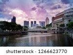 singapore   december 21  2018 ... | Shutterstock . vector #1266623770
