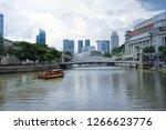singapore   december 21  2018 ... | Shutterstock . vector #1266623776