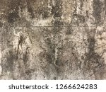 texture of old dirty concrete... | Shutterstock . vector #1266624283