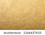 gold silver glitter background  ... | Shutterstock . vector #1266637633