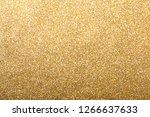 gold silver glitter background  ... | Shutterstock . vector #1266637633