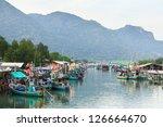 Fisherman Village Near Hua Hin  ...