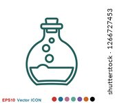 aromatherapy icon  accessory... | Shutterstock .eps vector #1266727453