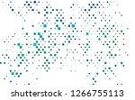 light blue  green vector... | Shutterstock .eps vector #1266755113