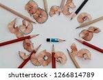 interesting ideas  business ...   Shutterstock . vector #1266814789