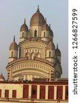 dakshineshwar kali temple... | Shutterstock . vector #1266827599