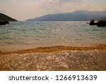 ksamil in albania | Shutterstock . vector #1266913639