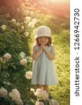 future and flourishing. child... | Shutterstock . vector #1266942730