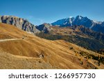 italy  dolomite mountains  ... | Shutterstock . vector #1266957730