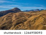 italy  dolomite mountains  ... | Shutterstock . vector #1266958093