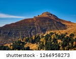 italy  dolomite mountains  ... | Shutterstock . vector #1266958273