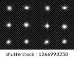 lens flare  explosion  glitter  ...   Shutterstock .eps vector #1266993250