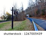 indian well state park in... | Shutterstock . vector #1267005439