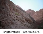day trip in dahab  egypt | Shutterstock . vector #1267035376